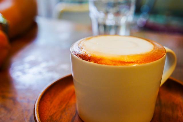 台中 西屯–恬靜空間與專業咖啡並存–BAFA CAFE(已歇)