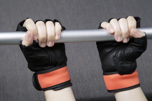 運動健身重訓手套推薦_台中漢思運動_well fit 雙腕帶健身手套 (11)