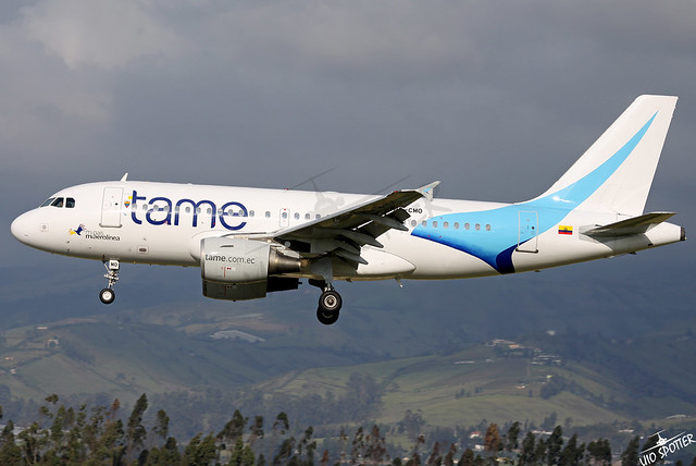 HC-CMO TAME A319