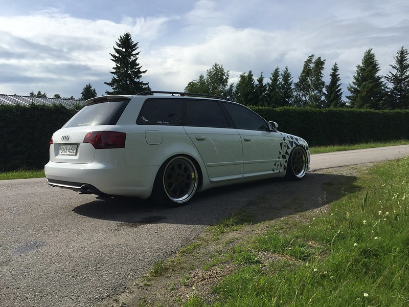 Zoml: Audi A4 B7 Avant //Mätäs Crew 19079192070_d8a1e372fc_c