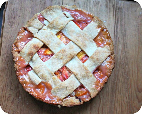 Texas :Peach Pie