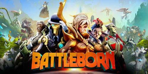 Battleborn E3 Gameplay Demo