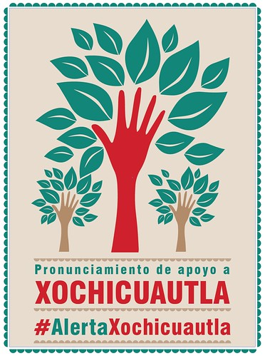 Pronunciamiento Solidaridad Xochi