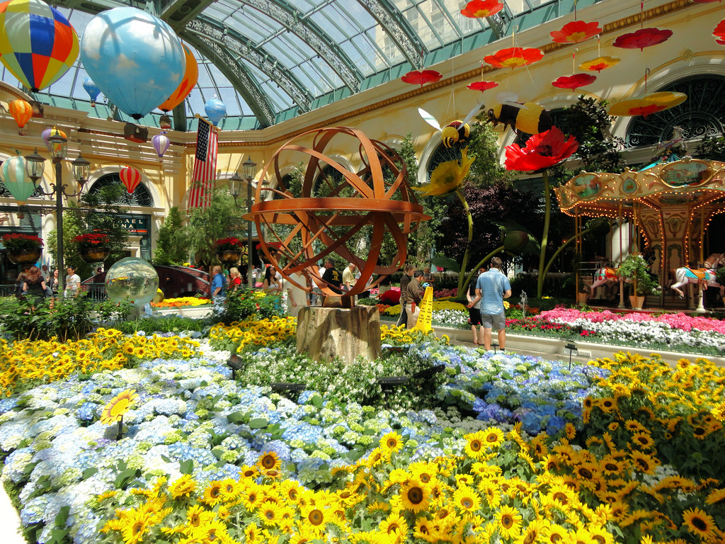 Bellagio Hotel and Casino, Las Vegas, Nevada, USA | Contentm… | Flickr