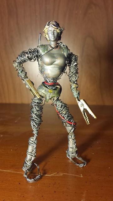 cyborg-girl