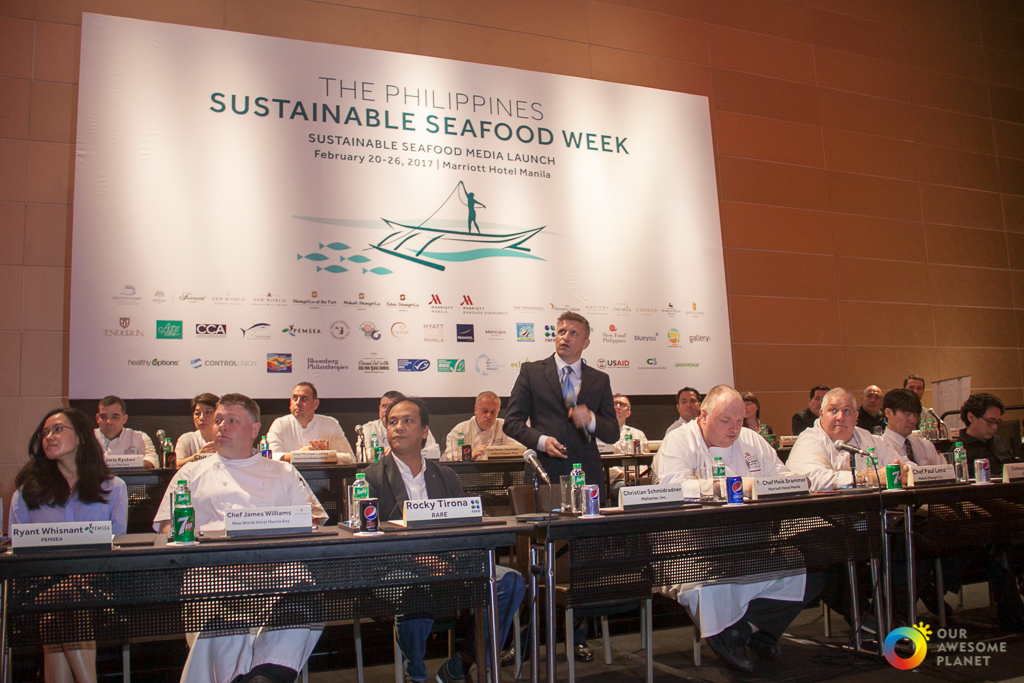 Sustainable Seafood Week PH: Addressing the Issue of Responsible Seafood Sourcing One Plate at a Time!