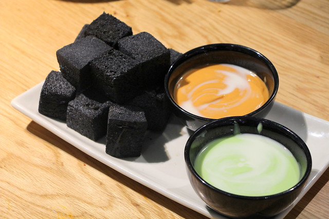 Cha Thai Charcoal Toast