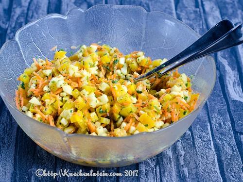 Gelbe-Bete-Salat
