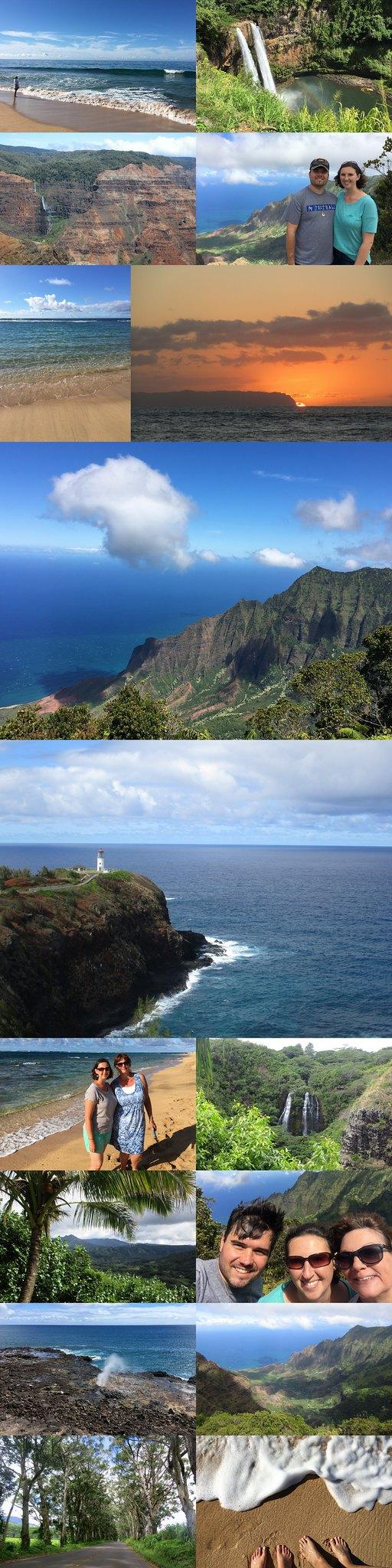 kauai collage 2