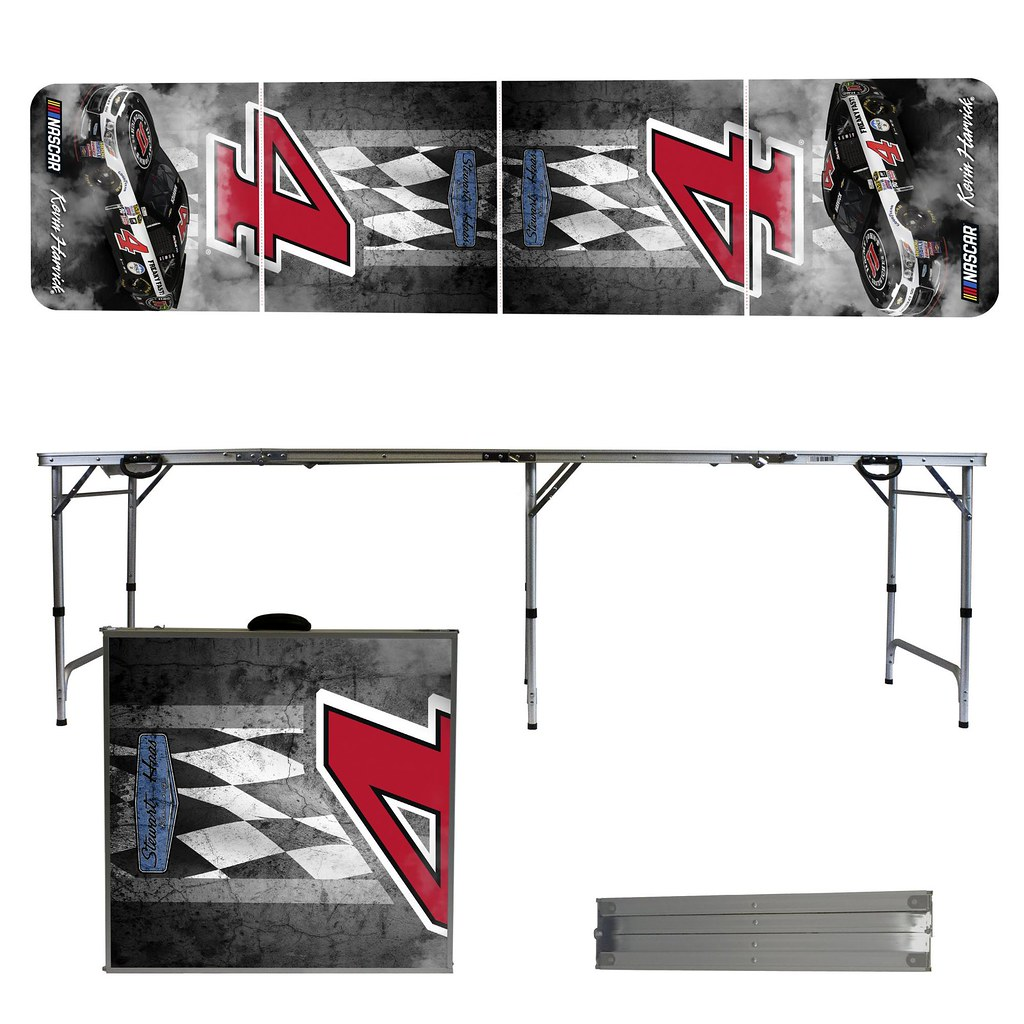 KEVIN HARVICK Tailgating, Camping & Pong Table