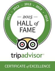 TA Hall of Fame Award