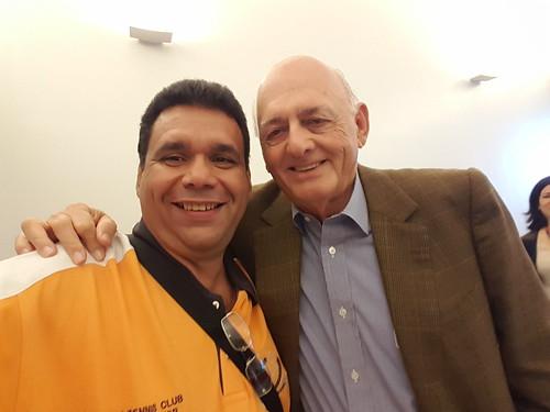 Antonio Da Silva Campos Oswaldo Cisneros