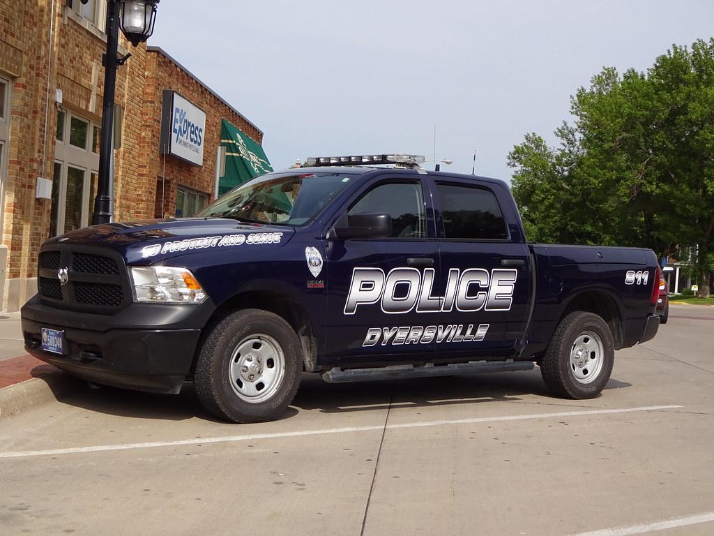 Dodge Ram 2015 >> Dyersville Police Dodge Ram | Dyersville, IA | Caleb O. | Flickr