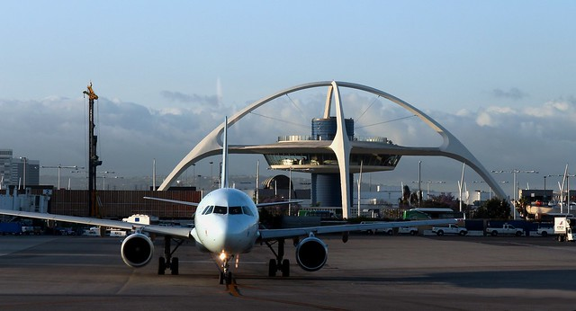 LAX Airport Icon