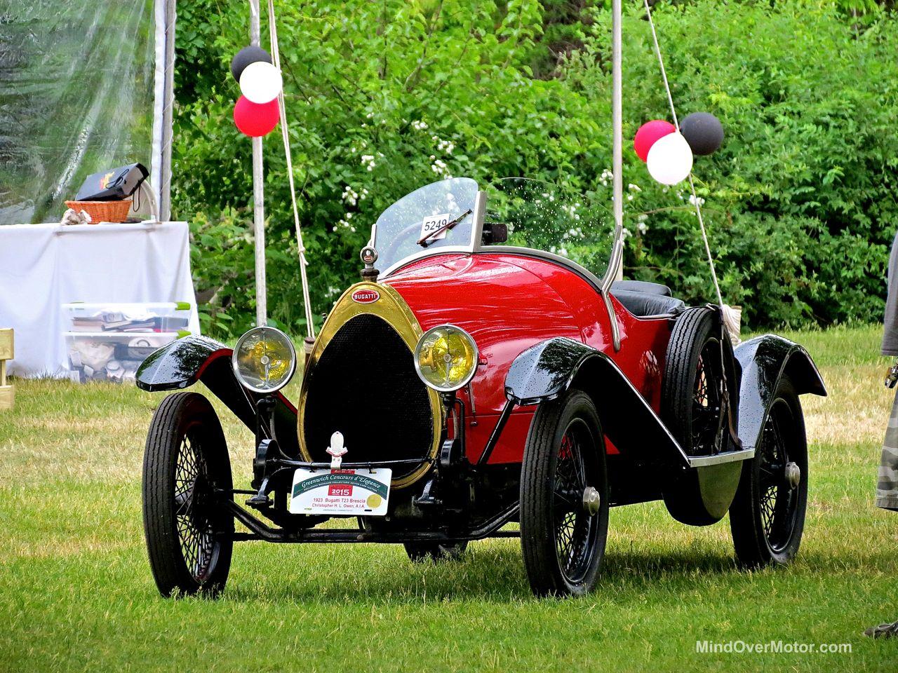 Greenwich 2 Bugatti T23 Brescia
