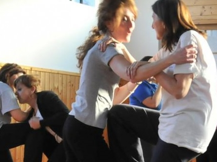 corso autodifesa donne