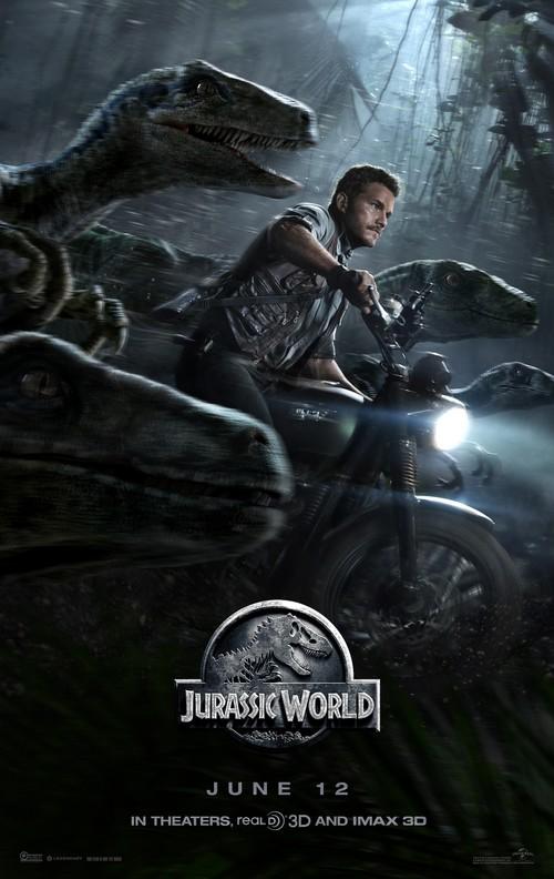 Thế Giới Khủng Long - Jurassic World 2015 [SD]