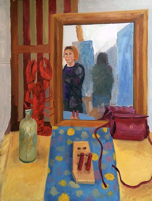 Art School Painting
