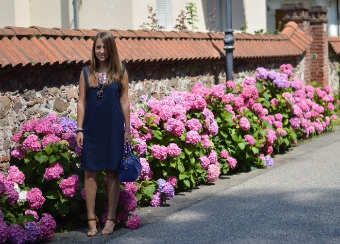 ortensie, verysimple, blu, outfit, wildflower girl, fashion blog (27)