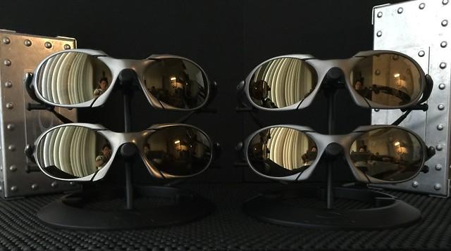 oakley romeo titanium