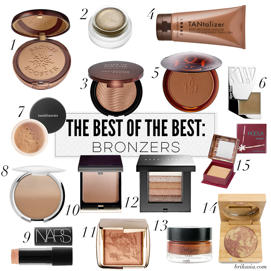 best makeup bronzers, best bronzers for pale skin, best makeup products for summer, how to look tan without tanning, how to get a summer glow