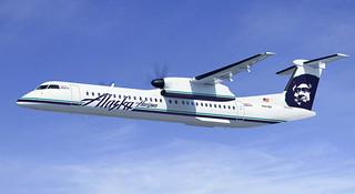 Alaska Airlines (Crested Butte Mountain Resort)