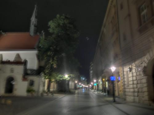 Honor 6 Plus - zdjęcia nocne