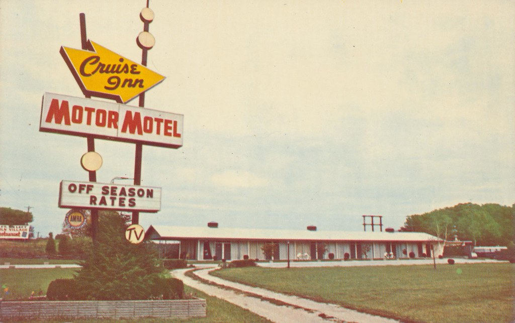 Cruise Inn Motor Motel - Hodgenville, Kentucky