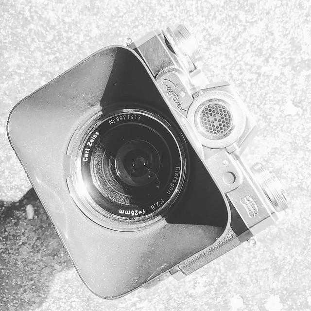 Contarex 25mm f2.8 神之鷹眼再體驗