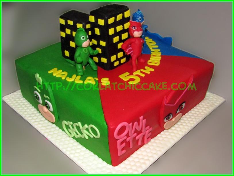 Cake PJ MASK L