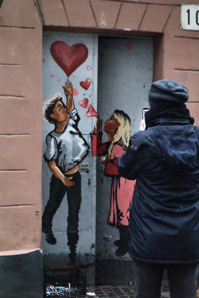 L'amour et toujours l'amour <3 A Lviv et partout ailleurs.