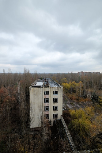 Polissya Hotel - Pripyat | by atomicallyspeaking
