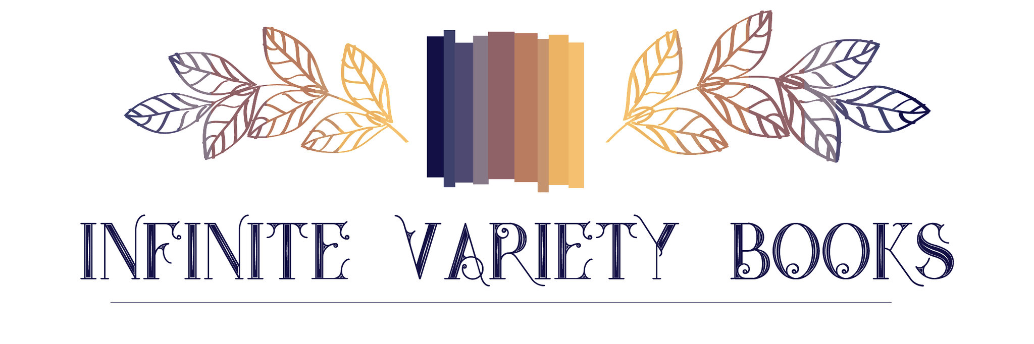 Infinite Variety Books - a book blog full of reading lists to find your next great read><br> <a href=