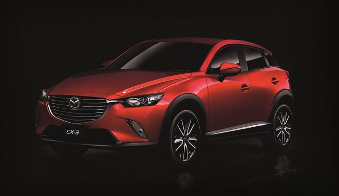 【Mazda新聞照片】都會跑旅MAZDA CX-3「i-ACTIVSENSE安心特仕版」全新上市,滿足國內客戶對主動安全的高度需求