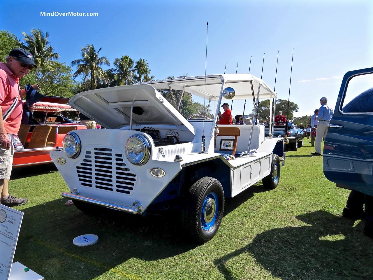 Mini Moke Front