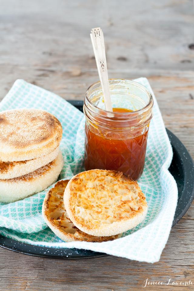 Honey apricot jam | Janice Lawandi @ kitchen heals soul