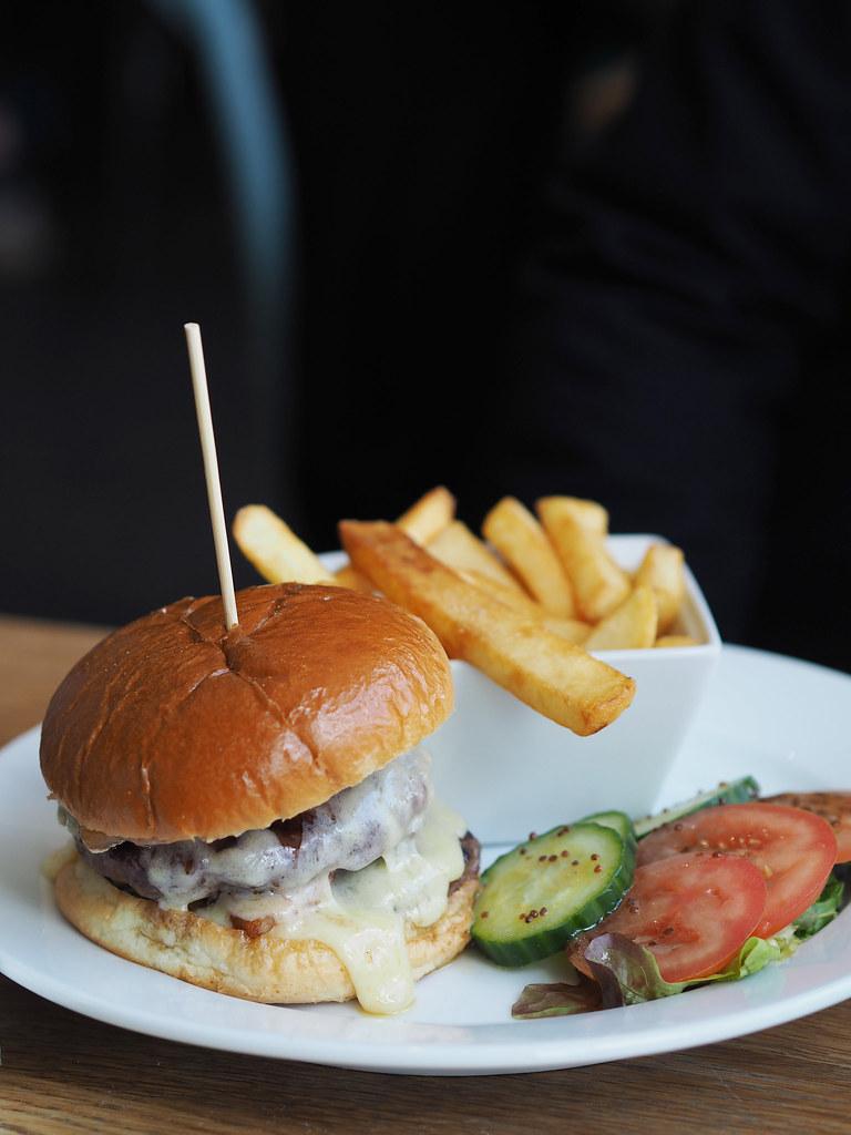 Greens-burger