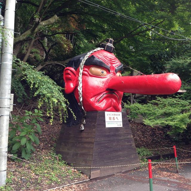 2015/06 叡山電車 鞍馬駅 #02
