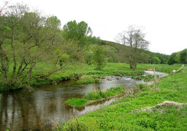 Arbuthnott River Bervie 1