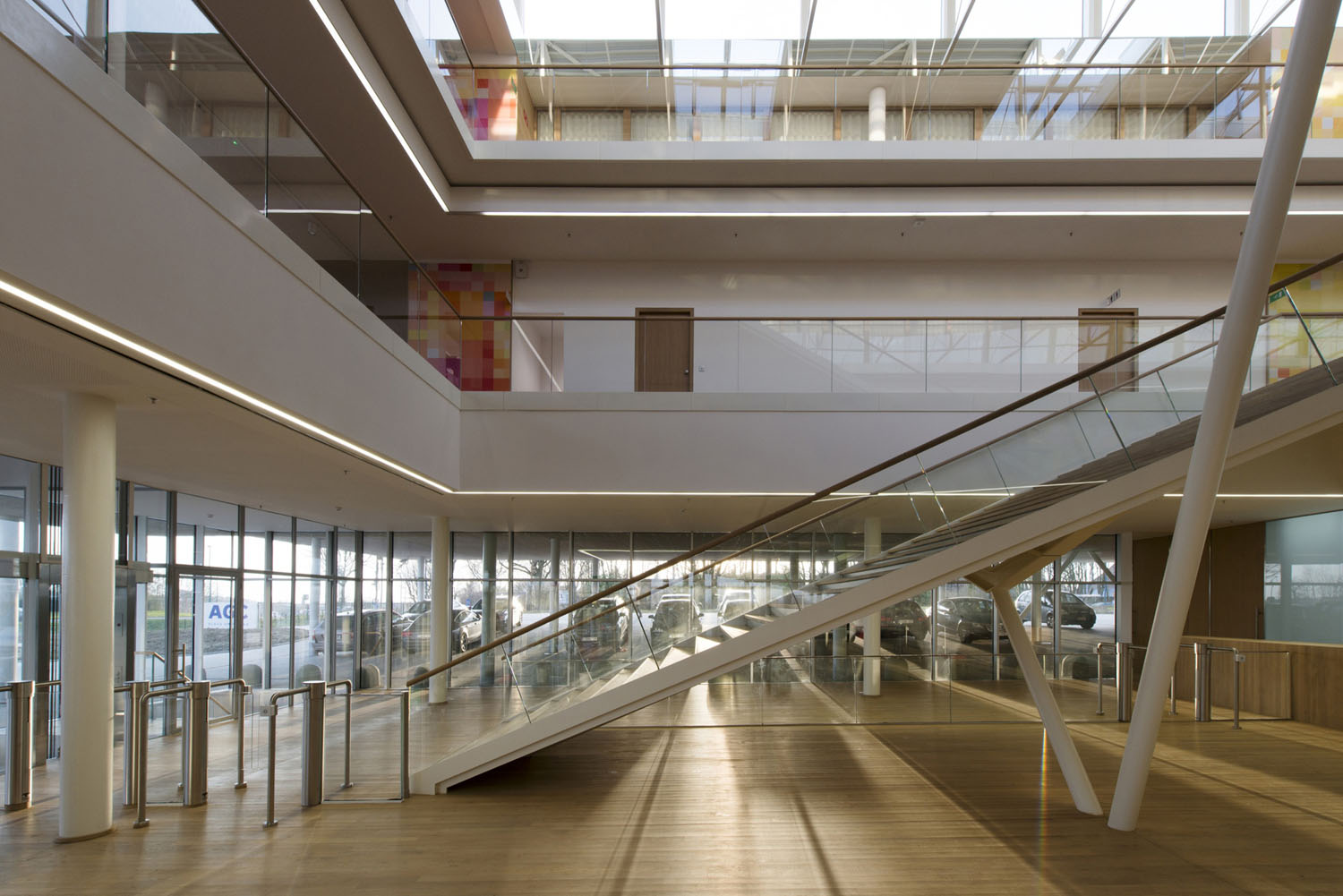 mm_Head Office of AGC Glass Europe  design by SAMYN and PARTNERS_12