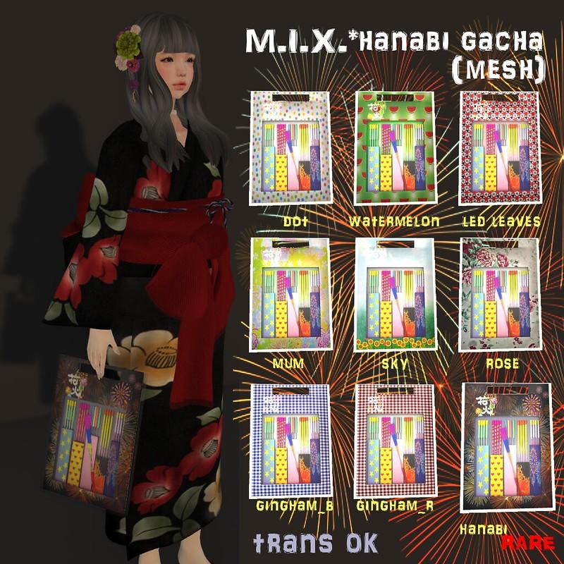 M.I.X.*hanabi gacha