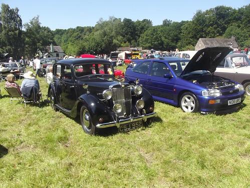 St Fagans Car Show