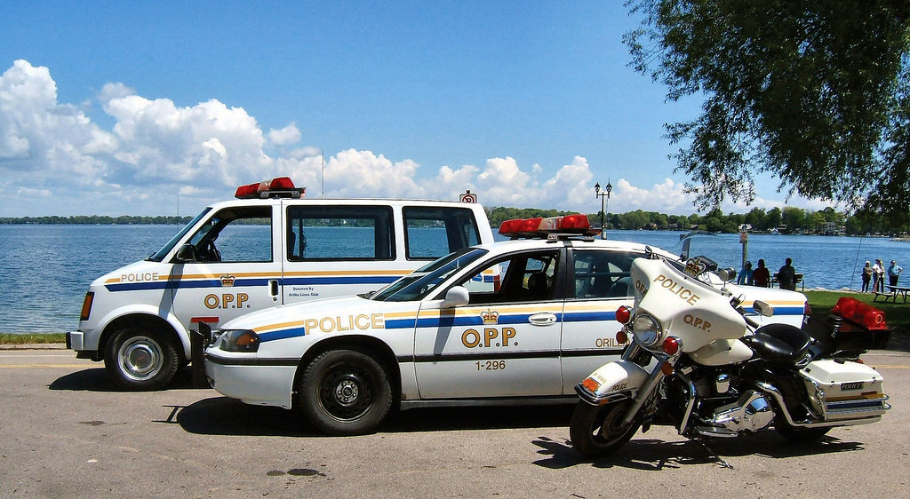 Used Cars Orillia >> OPP police vehicles, early 2000s | The vehicles of the Ontar… | Flickr