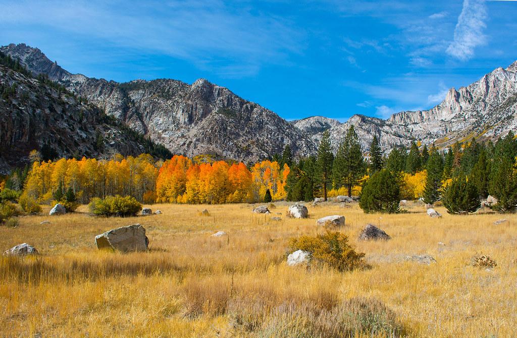 Barney Lake Fall Colors Hike #1