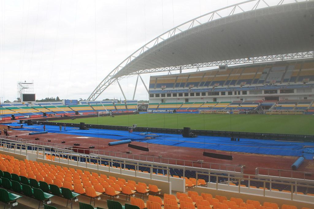 Gabon AFCON Prep 2