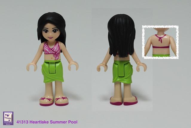 Heartlake Times Review 41313 Heartlake Summer Pool