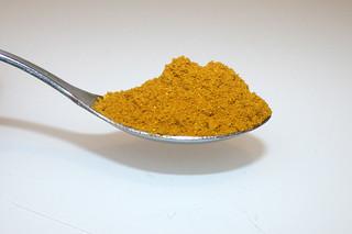 07 - Zutat Curry / Ingredient curry