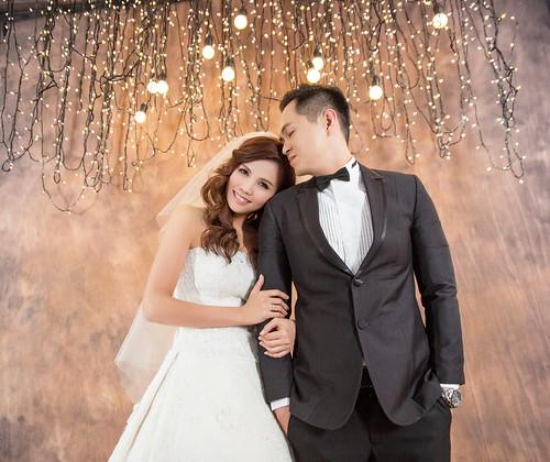 跨海飛越千里~Kiss九九麗緻婚紗替我們在台灣創造了幸福婚紗回憶錄 (4)