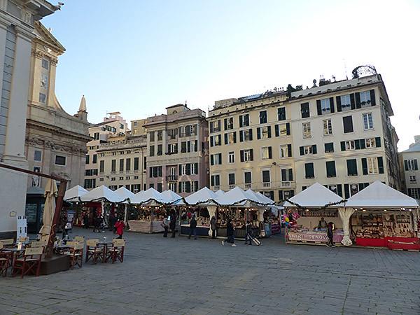 marché gênes