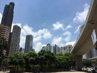 CIRCLEG 香港 遊記 筲簊灣 鶴咀 巴士 (1)